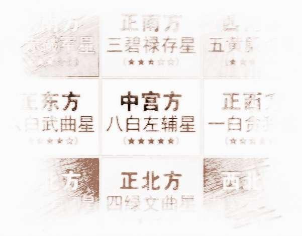 2019年風水方位九宮圖吉兇方位及化解方法,2019豬年九宮飛星風水布局