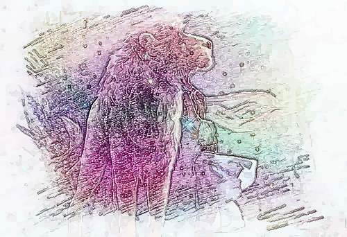 狮子座女孩喜欢?相片林翠萍性感图片