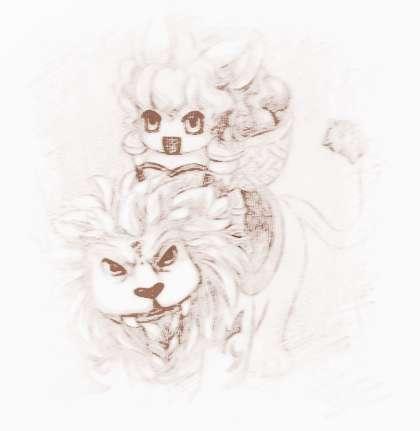 狮子座星座最配女生是哪个金牛座男人说累图片