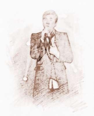 《弯弯的月亮》,从此他走上了职业歌手的道路