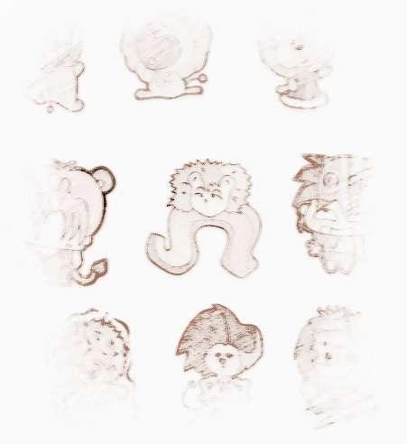 ab型血狮子座性格v性格_星座血型_祥安阁风水网金牛座星座配对图片