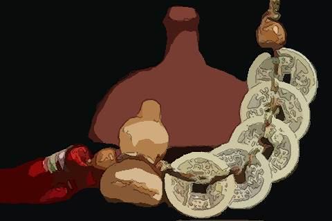 [纯铜五帝钱是什么样子]五帝钱是什么样子的 五帝钱能起什么作用