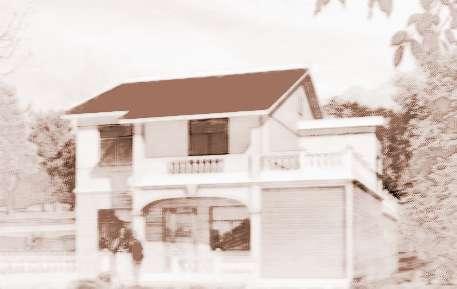 l字形房子平面设计图