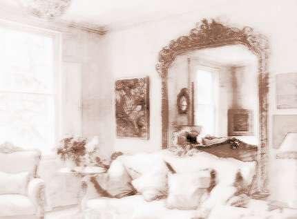 镜子对家居风水都有哪些影响?