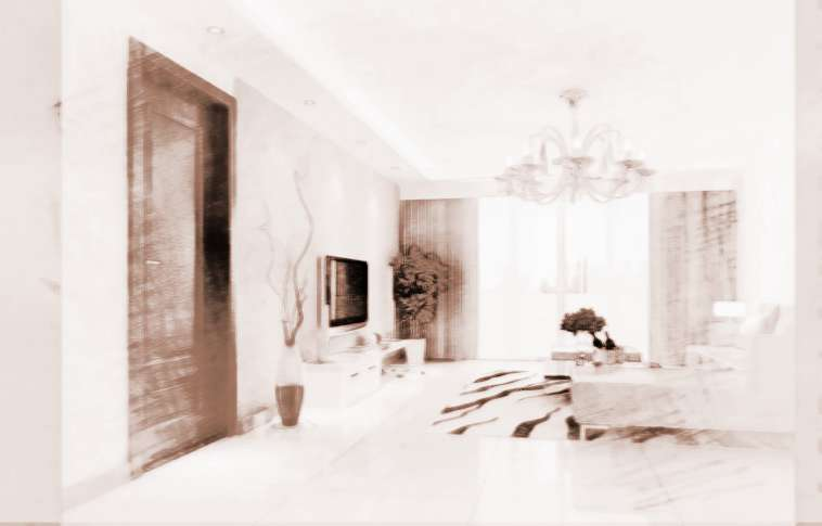 家居客厅装修风水需要注意什么