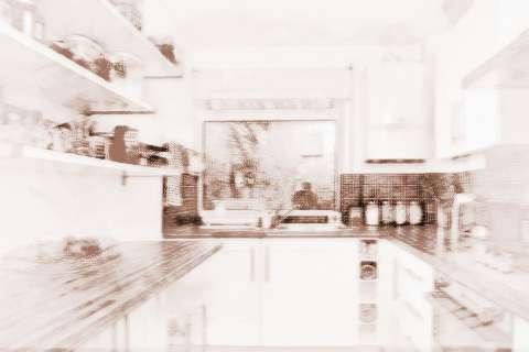 [厨房布局平面图]厨房布局注意这几点破财风水