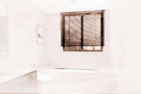 【装修卫生打扫】黑白色装修卫生间风水好不好