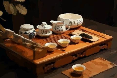收纳风水茶具放在哪里比较好|收纳风水:茶具放在哪里比较好