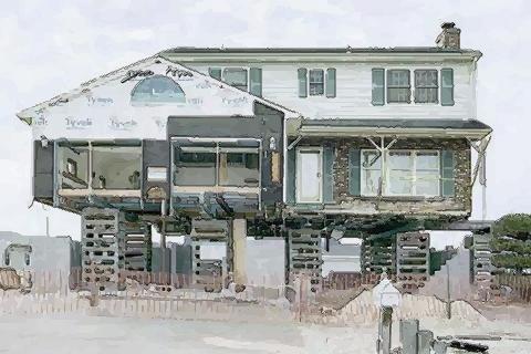 住什么樣的房子會發財 風水和財運的關系