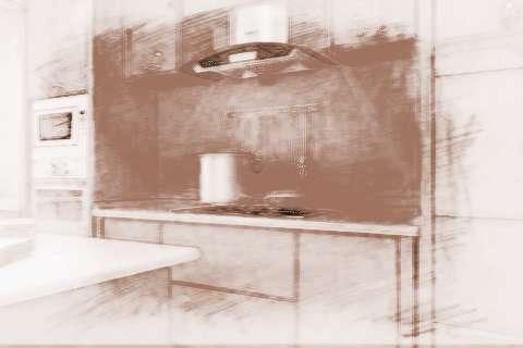 [厨房装修风水禁忌图解]厨房装修风水几个要点 不知道会吃亏