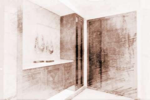 入户门厅装修效果图|家居入户门厅装修有啥风水要求