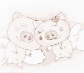 做梦梦见两只猪_梦到两只猪