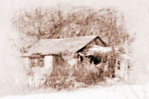 做梦梦见木头房子_梦到木头房子