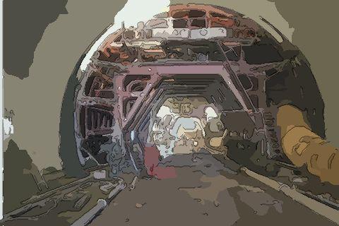 梦见建隧道