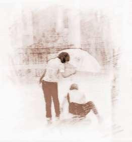 梦见下雨被淋湿