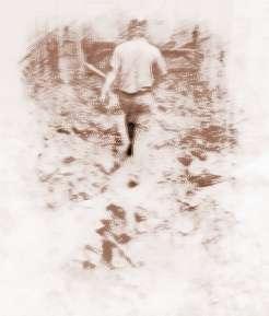 梦见梦见走在泥泞的路上