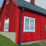 梦见房子变红色