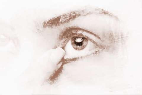 梦见眼睛发痒 周公解梦之梦到眼睛发痒