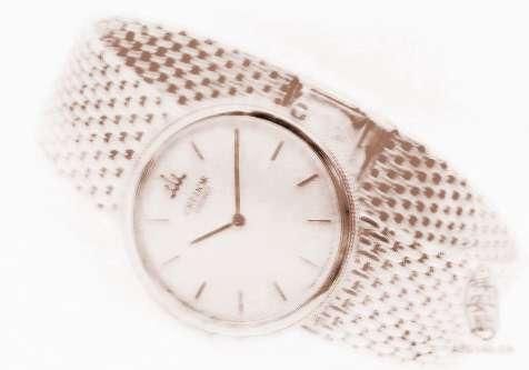 梦见金手表
