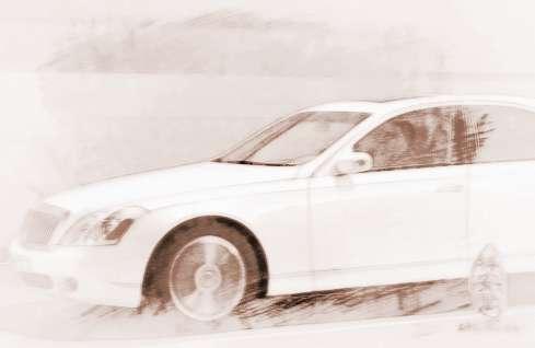 梦见白色汽车