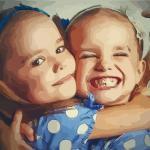 双胞胎姐妹名字用成语