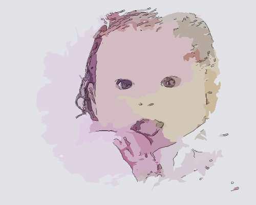 女宝宝图片大全可爱