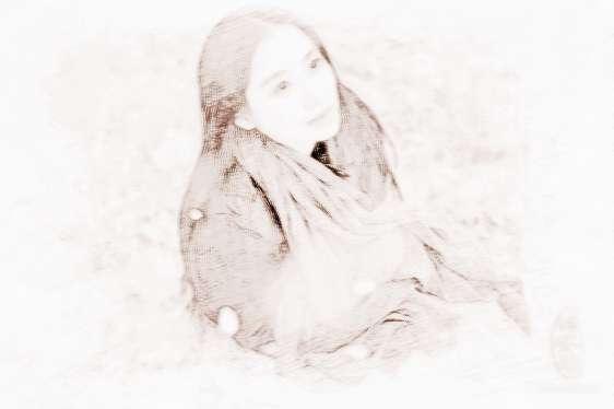 好听优雅的女生网名   远妄   亘古苍茫   风云散   倚栏高清图片