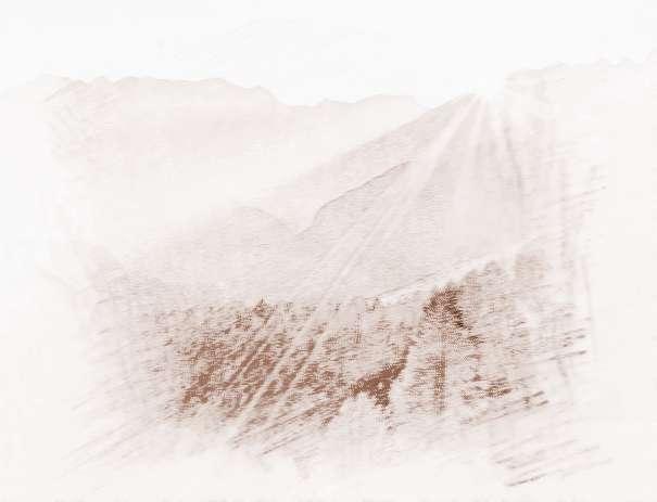 微信头像风景山土意境