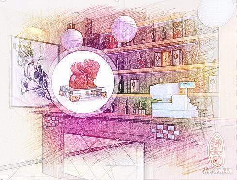 店铺招财龙8国际官方网站怎样摆设才最好