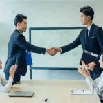 從你在公司的辦公位置 判斷在公司的成就大小