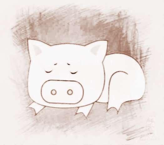 生肖猪的恋爱特征_祥安阁十二生肖