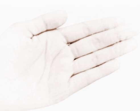 教你怎样看自己的手相