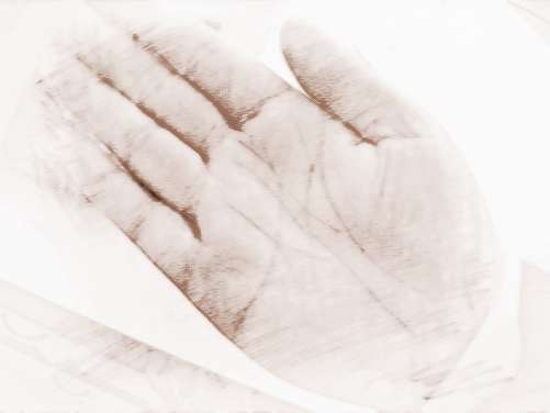 如何看手相婚姻线图解