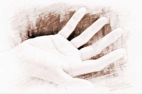 [纹身纹在左手还是右手]左手右手有通天纹手相什么意思?