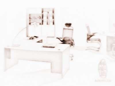 電腦辦公桌風水