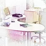 办公桌摆设风水的学问