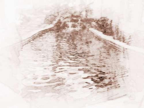 别墅鱼池设计风水