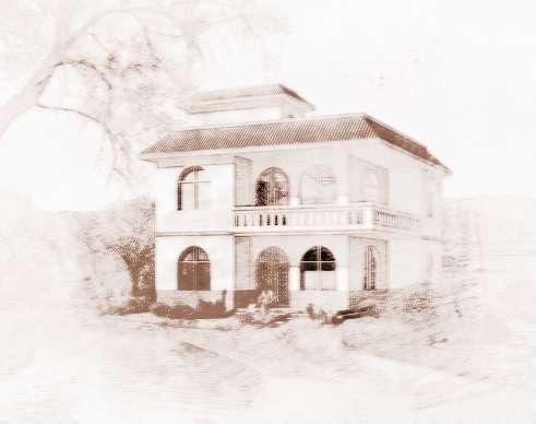 欧式老式别墅大门