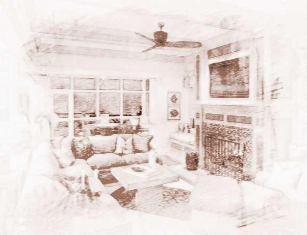 农村小别墅客厅装修