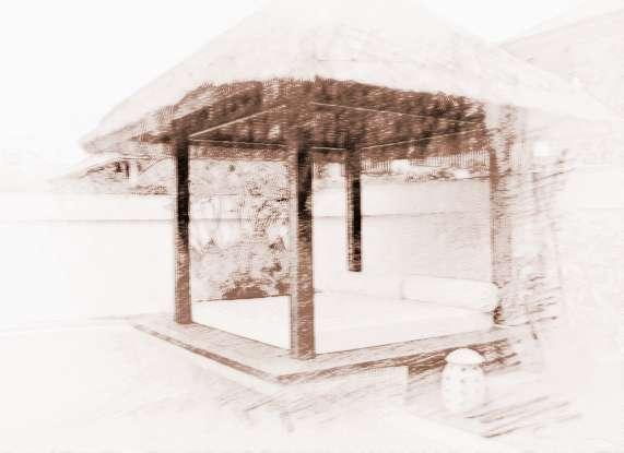 详解风水房屋别墅注意事项适造别墅外观凉亭构图片