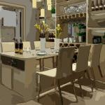 餐廳里可以放鏡子嗎 餐廳鏡子擺放風水
