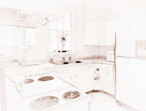 """在别墅风水学之中,厨房与卫生间被视为家居空间之中不吉利的房间,其影响着家运的兴衰,所以作为吉凶的厨房、卫生间不能相连着,同时地面不高于客厅;一个属""""孤阳燥火"""",一个属""""独阴浊水"""",相连在一起将会形成火水相冲的局面 (风水www.azg168.cn)"""