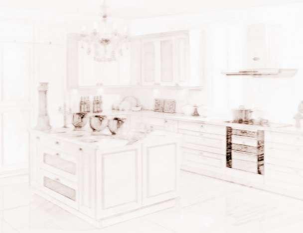 關于廚房裝修風水講究