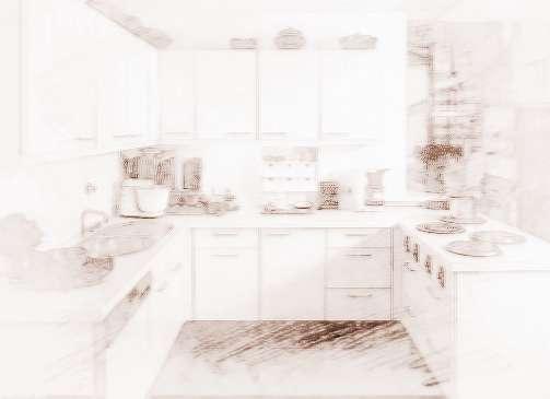 什么样的厨房风水厨柜颜色好