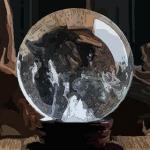 风水摆件水晶球的主要作用
