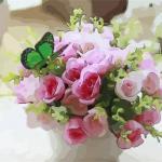 想要在家中摆放假花 应该注意哪些风水问题