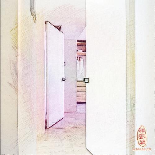 楼房门对门风水化解图