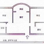 大门对阳台龙8国际官方网站化解