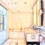 入门对卫生间怎么化解效果最好