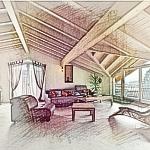 房子周围环境龙8国际官方网站
